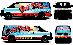 David Marley Vehicle Wraps Raleigh